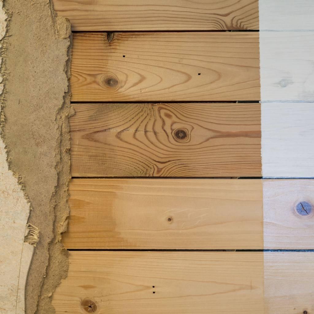 renovering av trägolv