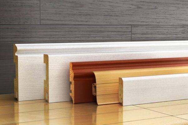 golvlister - tips ur man slipar och målar lister