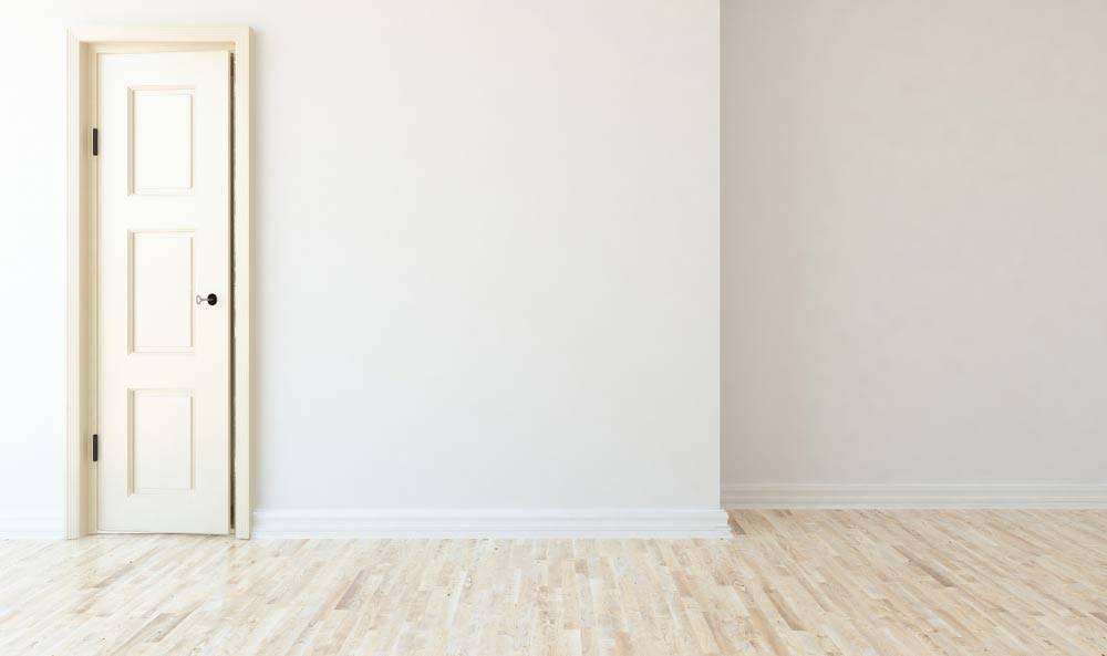 höja dörrar vid golvläggning