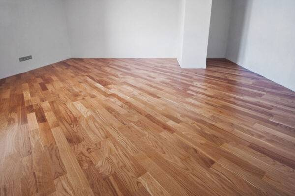 slipa eller lägga nytt golv?