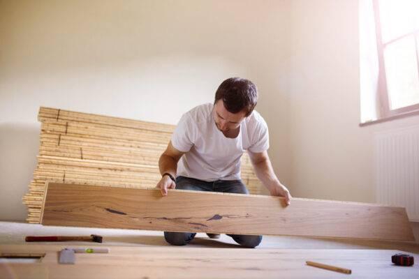 lägga golv över gammal golvbrunn